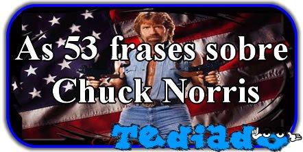 As 53 frases sobre Chuck Norris 1