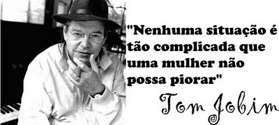 tom Frase do dia