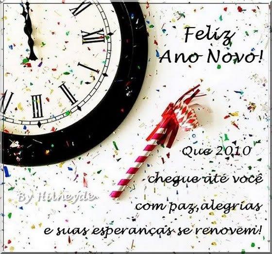 Feliz Ano Novo 2