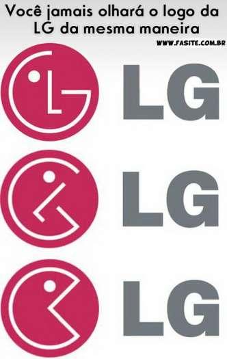 Você jamais olhará o logo da LG da mesma maneira 3