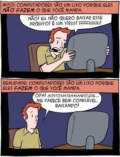 O mito e a realidade sobre os computadores 4