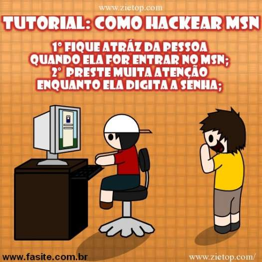 Tutorial: Como Hacker um MSN - hacker - Tutorial: Como Hacker um MSN