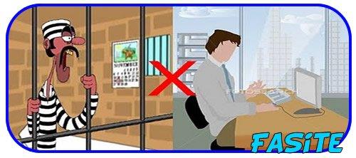 Diferenças Entre Presídio e Trabalho 2