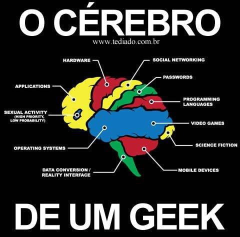 O Cérebro de um Geek 4