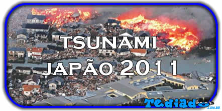 Photo of Tsunami Japão 2011