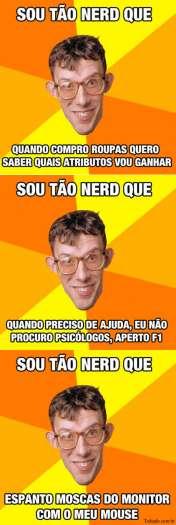 Sou tão nerd que (#2) 5