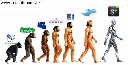 A real evolução 6