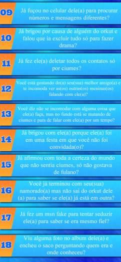 Os 25 sintomas de ciumes 9