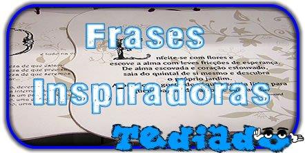 50 Frases Inspiradoras Blog Tediado