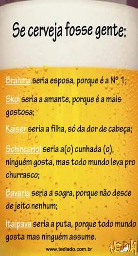Se cerveja fosse gente 2