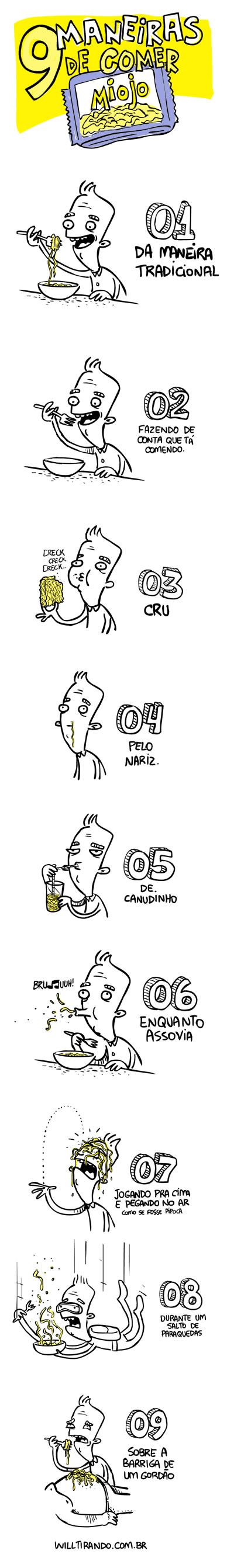 9 maneiras de comer miojo 4