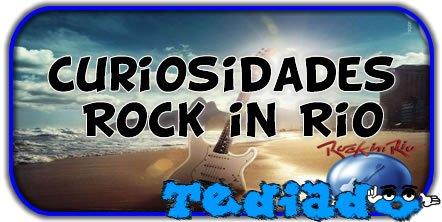 Curiosidades Rock in Rio 2