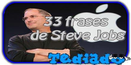 33 frases de Steve Jobs 2