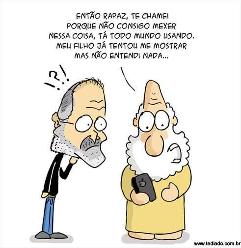 Especial Tirinhas Steve Jobs 24