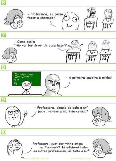 10 maneiras de reconhecer um puxa-saco ainda na infância 3