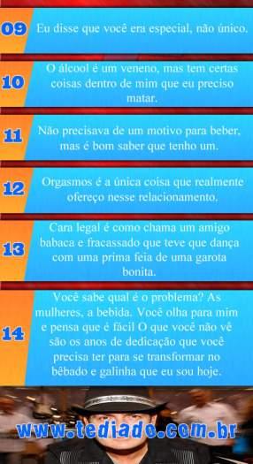 14 frases de Charlie Harper 3