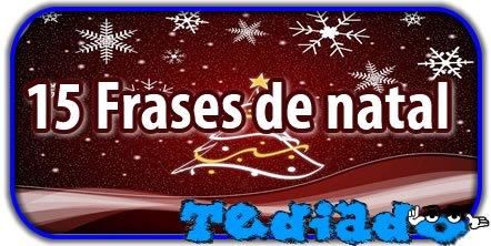15 Frases de natal 7