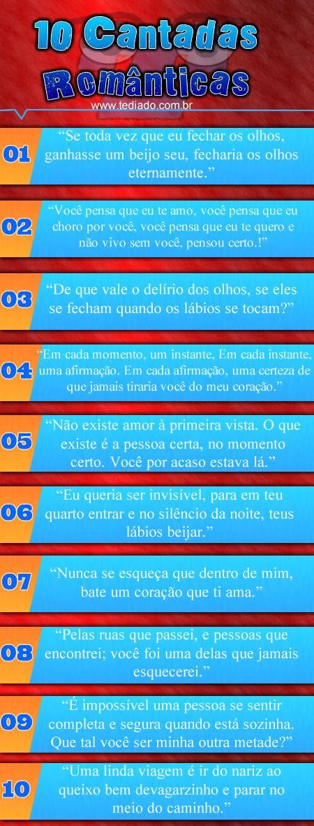 10 Cantadas Românticas 4