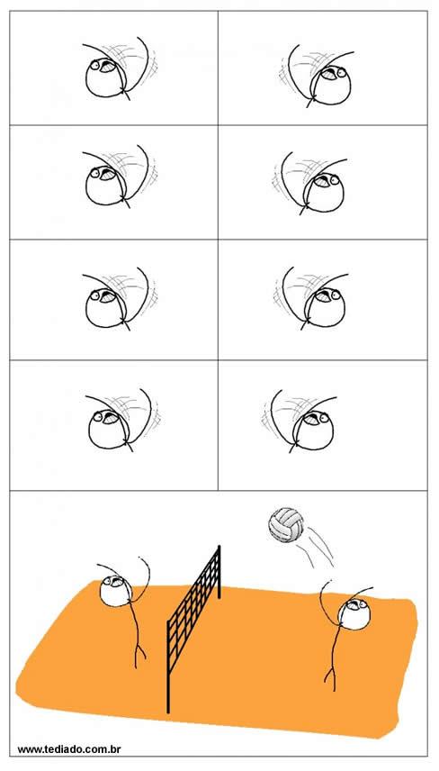 Jogando Vôlei 1
