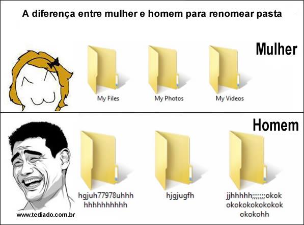 A_diferenca_entre_mulher_e_homem_para_renomear_pasta