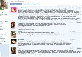 orkut - depoimentos - O que mais gostava no Orkut