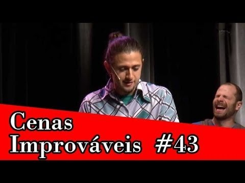 Video thumbnail for youtube video Improvável – Cenas Improváveis – Blog Tediado