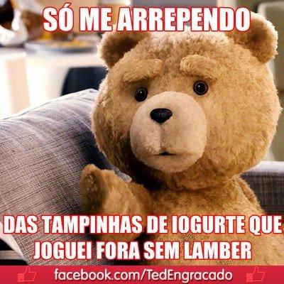 Ted Engraçado #1 4