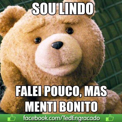 Ted Engraçado #1 8