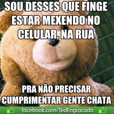 Ted Engraçado #1 9