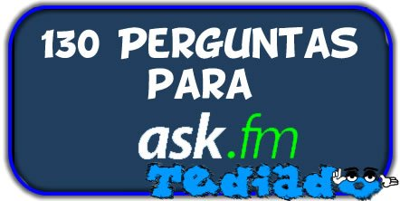 Photo of 130 Perguntas para Ask.fm