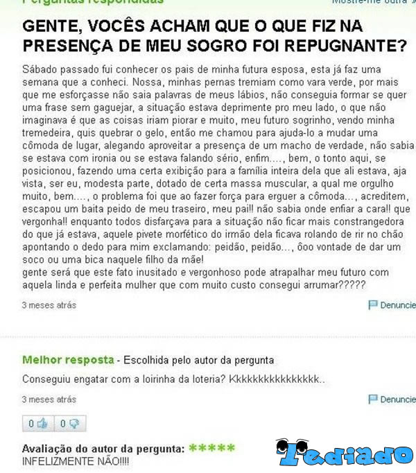 Perolas do Yahoo 32