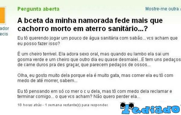 Perolas do Yahoo 34