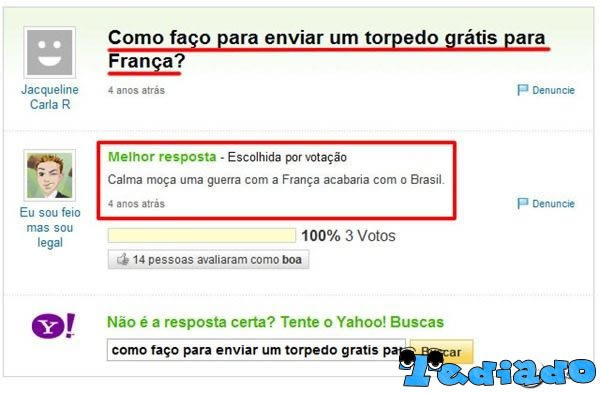 Perolas do Yahoo 37