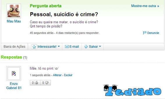 Perolas do Yahoo 45