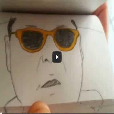 Fodástico flipbook do Gangnam Style 6