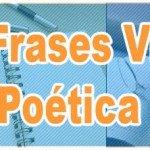 25 Frases Vida Poética