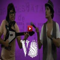 Grandes Batalhas de Rap: Fiuk X Pe Lanza 1