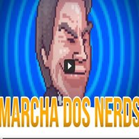 Marcha dos Nerds - marcha dos nerds