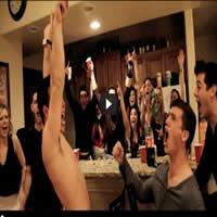 Na festa - Sóbrio vs Bêbado 1
