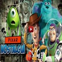 Nostalgia - Pixar 1