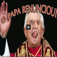 Photo of O Papa Renunciou! – Paródia