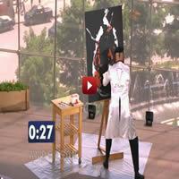 Pintor faz obra surreal em apenas 1:30 1