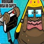 Pastor Metralhadora – Videogame Coisa do Capeta