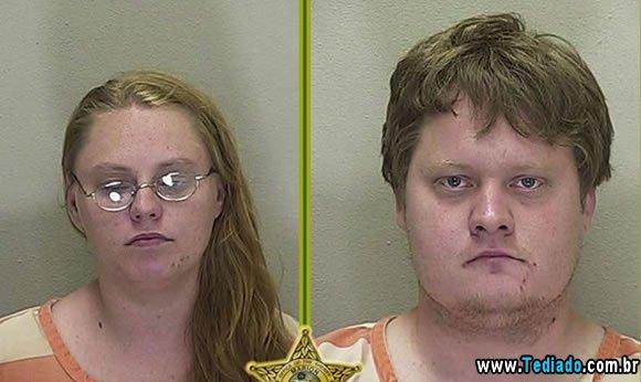 Irmãos são presos com carro lotado de salgadinhos roubados nos EUA 1