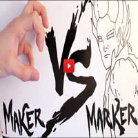 Animação x Animador - make vs marker