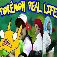 Pokémon Real Life - pokemon real - Pokémon Real Life