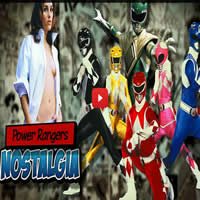 Nostalgia – Power Rangers