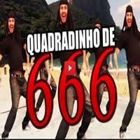 Quadradinho de 666 - Bonde do Capeta 1
