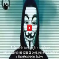 Anonymous Brasil – As 5 causas! - as 5 causas