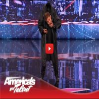 Epic estilo de dança matrix – American's Got Talent